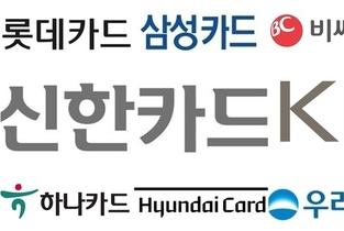 수천억 순익에도...사회공헌 인색한 카드사들