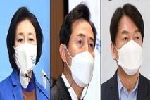 확정된 서울시장 후보군...'정치테마주'는 혼조세
