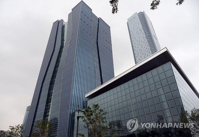 부산시 남구 문현금융로 BNK금융지주 본사 전경 [사진=연합뉴스]?